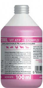 STERIL VIT ATP-B COMPLEX   100 ml