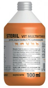 STERIL VIT MULTIVITAMIN 100 ml