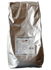 FARMATOX CARBO ZN  5 kg